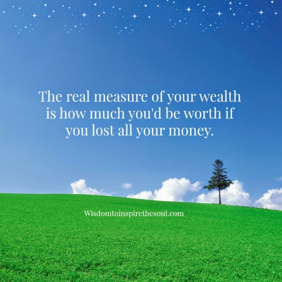 measure-of-your-wealth