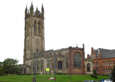 St Michael's ashton