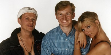 Neil Stuke (left) played the role of Matt for series two and three