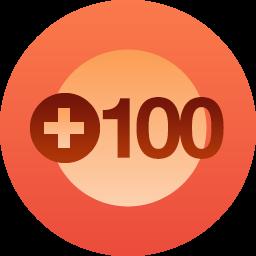 100-follows