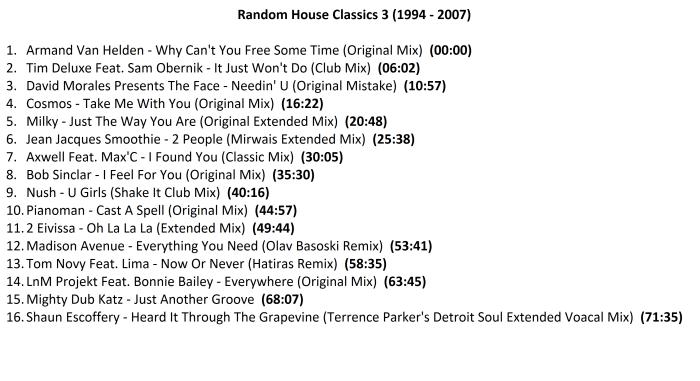 Random House Tracklist.png