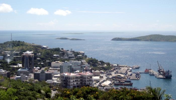 port-moresby