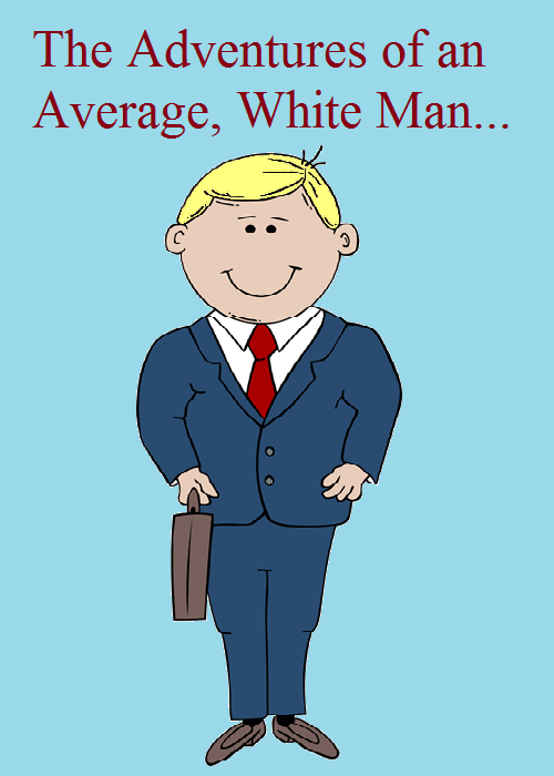 Average White Man