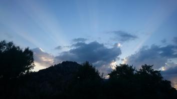 MORE dramatic skies