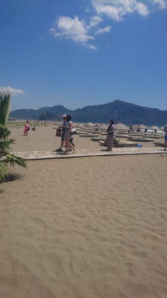İztuzu Beach